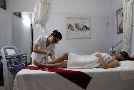 bệnh viện thẩm mỹ Hà nội