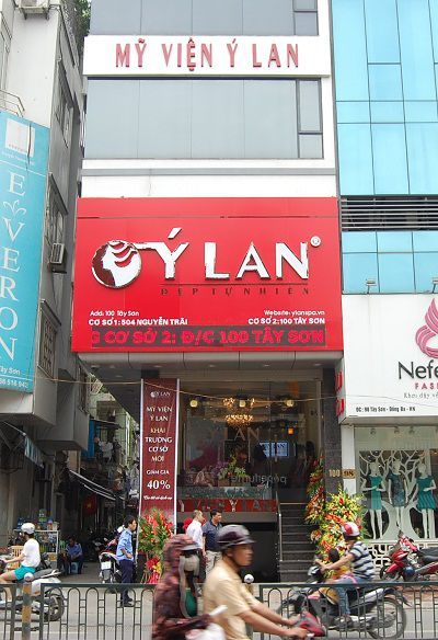 dạy phun xăm thẩm mỹ tại Hà Nội