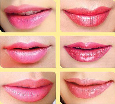 Phun thêu môi