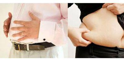phương pháp giảm mỡ thừa ở bụng