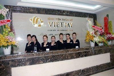 Thẩm mỹ viện Việt Mỹ mang lại vẻ đẹp cho người Á Đông