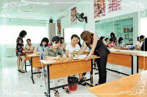 Học phun xăm thẩm mỹ ở Sài Gòn