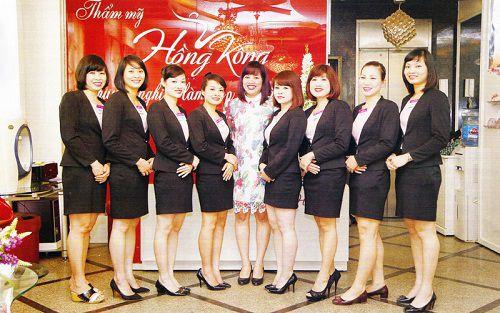 Phun xăm thẩm mỹ Hồng Kông
