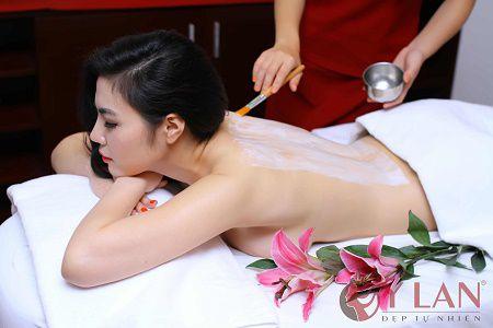 tắm trắng da toàn thân ở Hà Nội
