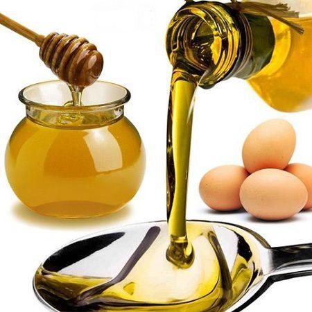 Trị nám da bằng dầu oliu