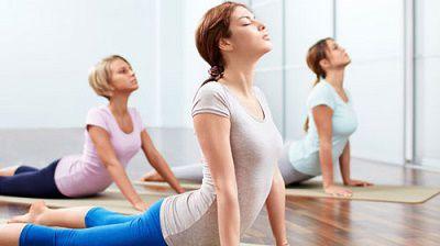 bài tập yoga giảm béo bụng