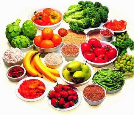 Cách ăn uống giảm mỡ bụng