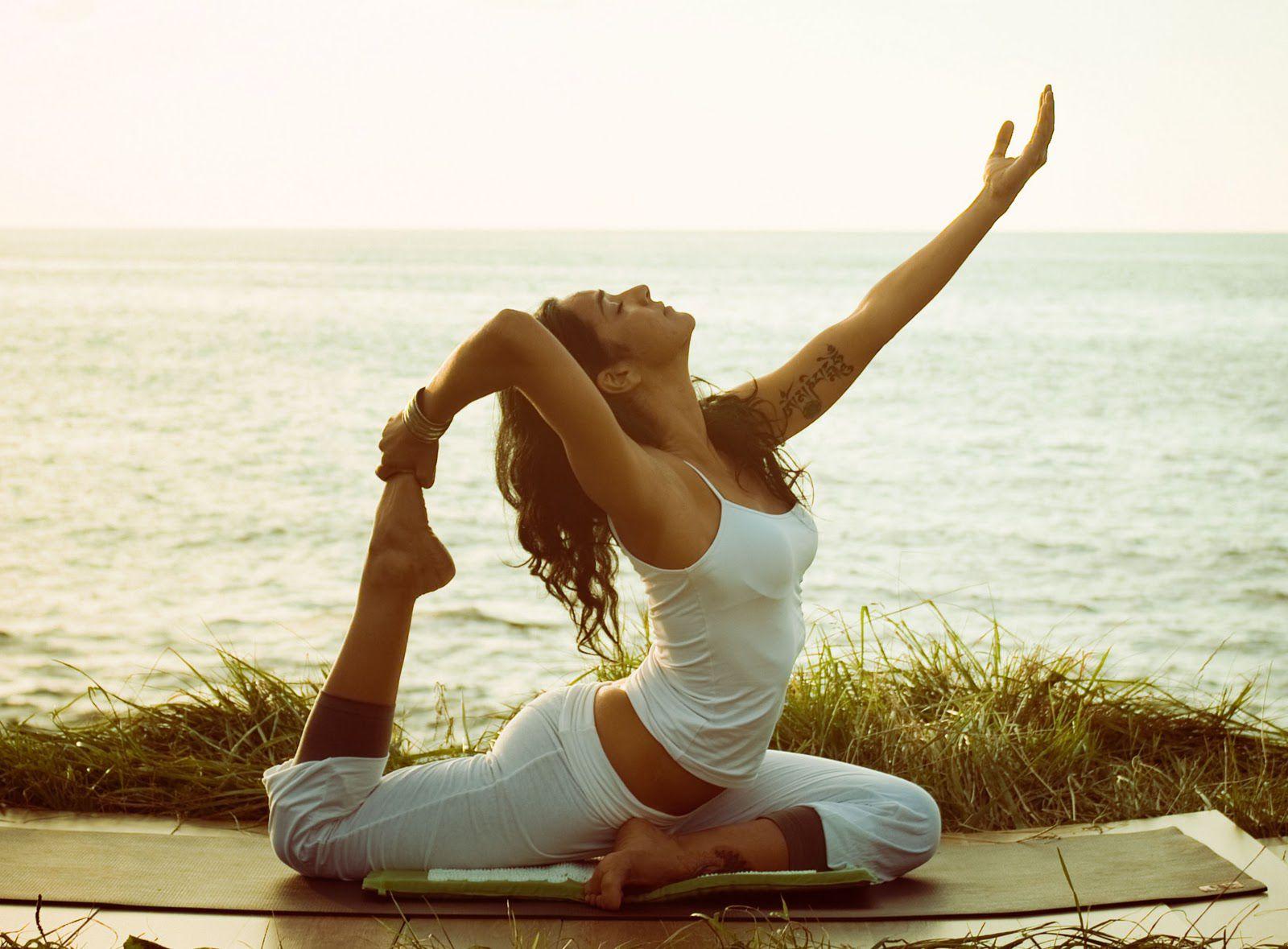 Cách giảm mỡ bụng bằng yoga