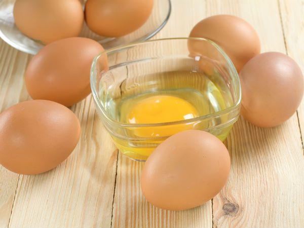 Điều trị tàn nhang bằng trứng gà