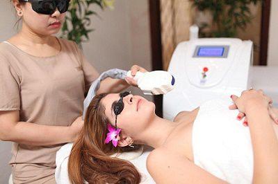 Điều trị tàn nhang tại Đà Nẵng