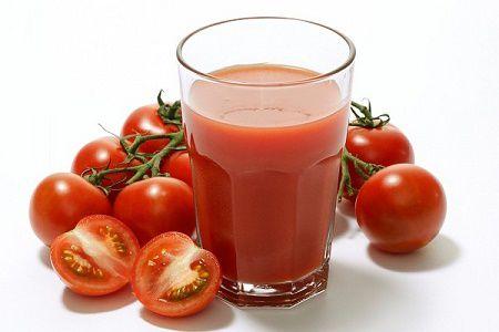 Cách trị mụn từ cà chua