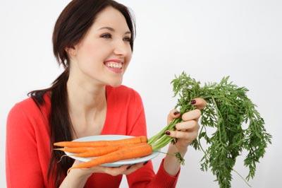 cách trị tàn nhang bằng cà rốt