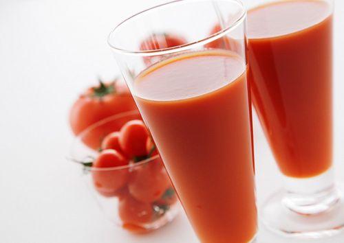 Giảm béo bụng nhờ cà chua