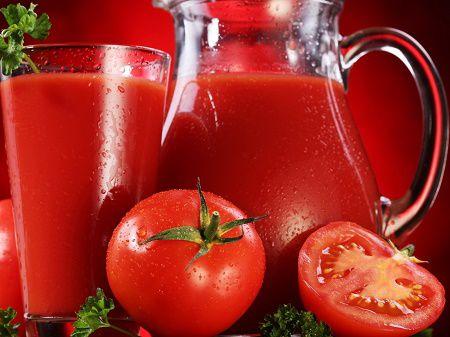 Giảm béo bụng với cà chua