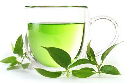 Giảm mỡ bụng bằng trà xanh