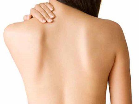 Mẹo chữa mụn sau lưng