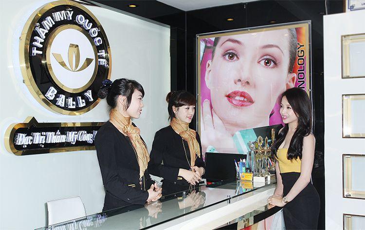 Spa tắm trắng hiệu quả ở Hà Nội