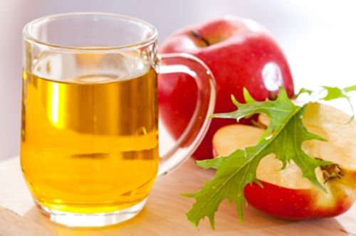 Trị tàn nhang bằng dấm táo