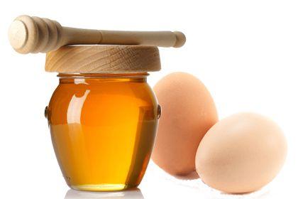 trị tàn nhang bằng trứng gà