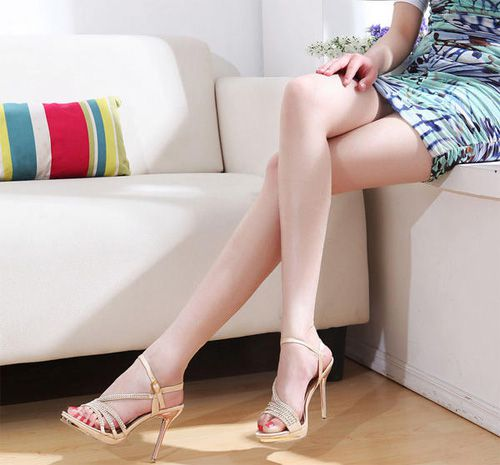 cách trị sẹo ở chân