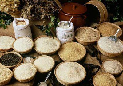 Làm trắng da với cám gạo