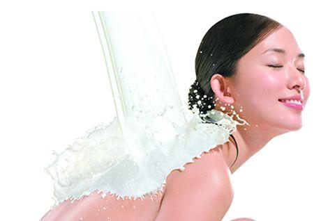 Tắm trắng tại nhà như spa
