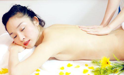 Tắm trắng tại spa đà nẵng