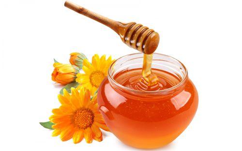 Giảm béo đùi bằng mật ong