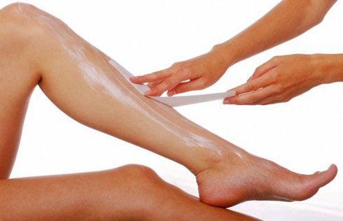 Cách tẩy lông chân tay an toàn