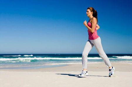 Đi bộ có giảm béo đùi không
