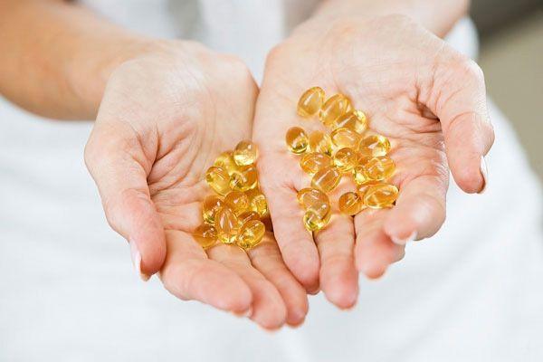Điều trị mụn bằng vitamin e