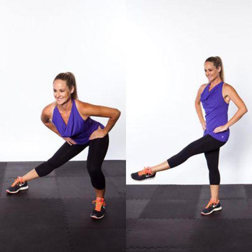 Tập thể dục giảm béo đùi