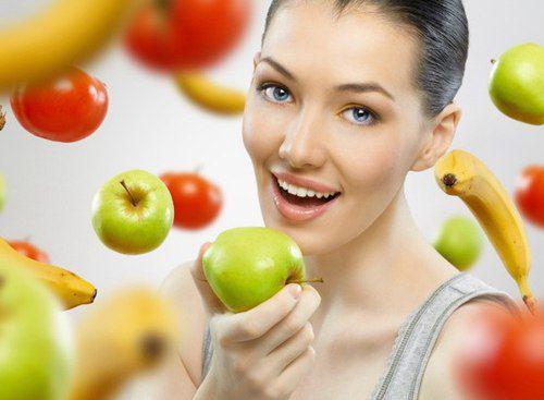 Ăn gì giảm mỡ mặt