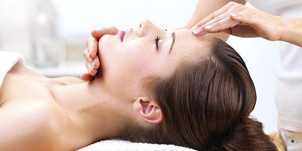 Cách massage giảm béo mặt