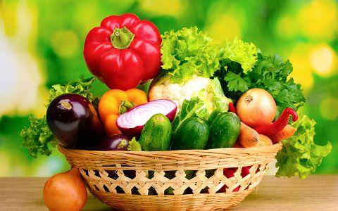 Làm trắng da từ rau củ quả