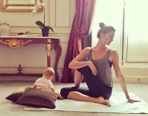 Tập yoga giảm béo đùi