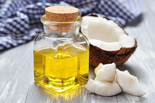 Trị sẹo với dầu dừa