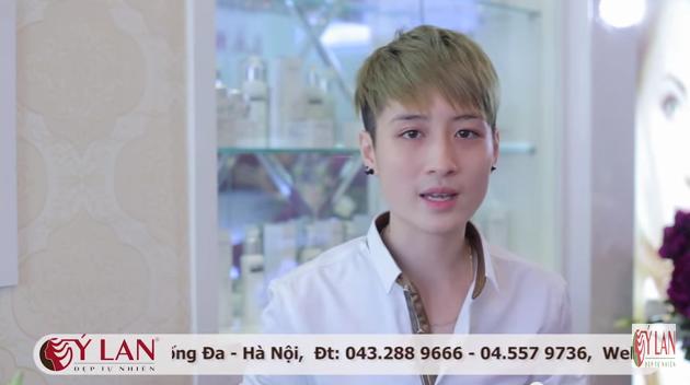 Bí mật làn da căng mịn của tomboy Lin Jay
