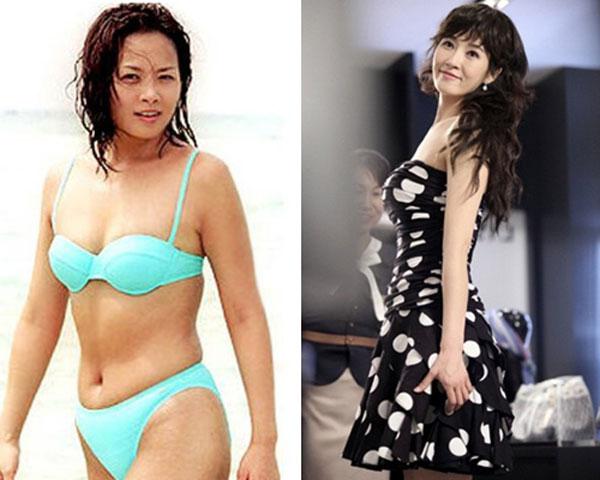Sao Hàn giảm cân