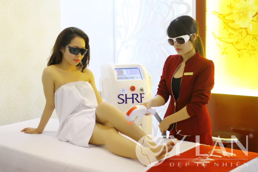 Ba lý do bạn nên triệt lông bằng công nghệ SHRF