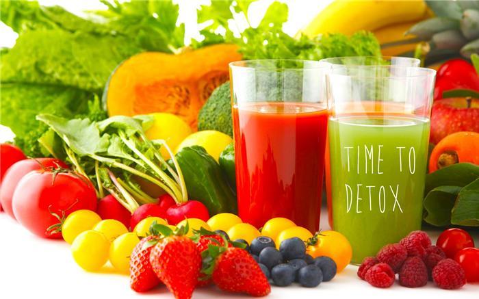 Giảm béo bắp tay từ trái cây và detox mới nhất
