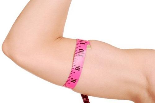 Giảm béo bắp tay thế nào mới là khoa học?