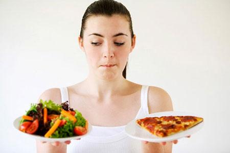 Giảm cân với những thực phẩm tưởng chừng như có hại (phần 1)