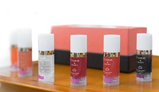 Mực phun thêu là một trong những yếu tố ảnh hưởng đến khả năng lên màu của lông mày