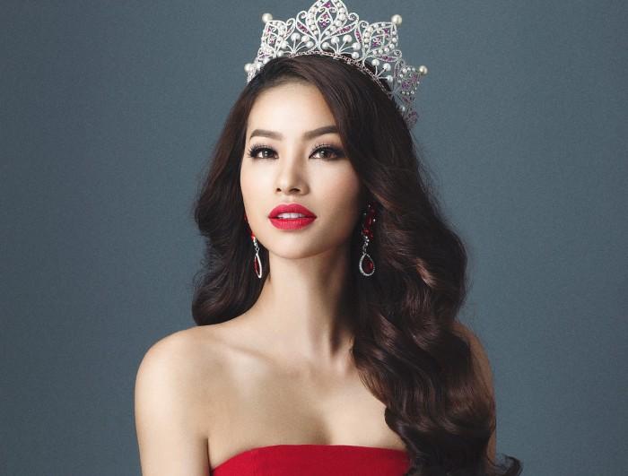 """5 hoa hậu Việt Nam đang """"lăng xê"""" cho dáng lông mày nào?"""
