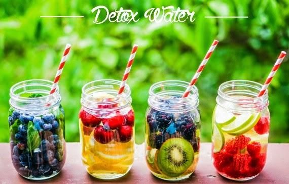 15 loại detox cực đã từ các loại nguyên liệu đơn giản