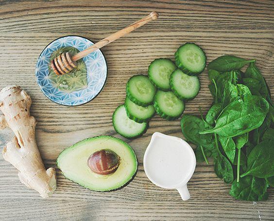 Chỉ cần 1 ly sinh tố để chăm sóc da, giảm béo vào mùa xuân