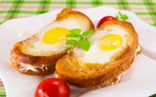 4 món ăn sáng trên cả tuyệt vời cho chế độ giảm cân