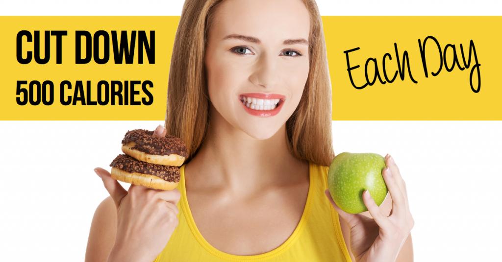 6 mẹo cắt giảm 500 calo mỗi ngày để giảm cân