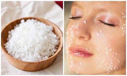 Làm sao trị mụn nhanh với muối biển hiệu quả nhất? (P.1)